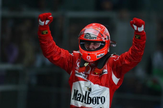 F1 | Statistiche, Hat Trick: il re è Michael Schumacher