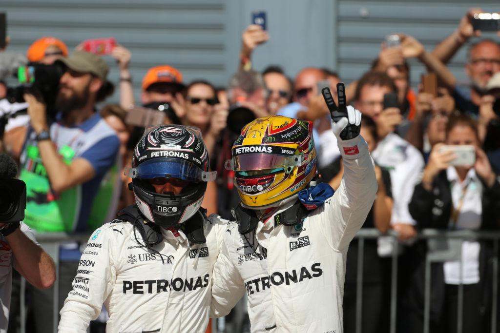 F1 | Mercedes regina dei giri veloci nel 2017