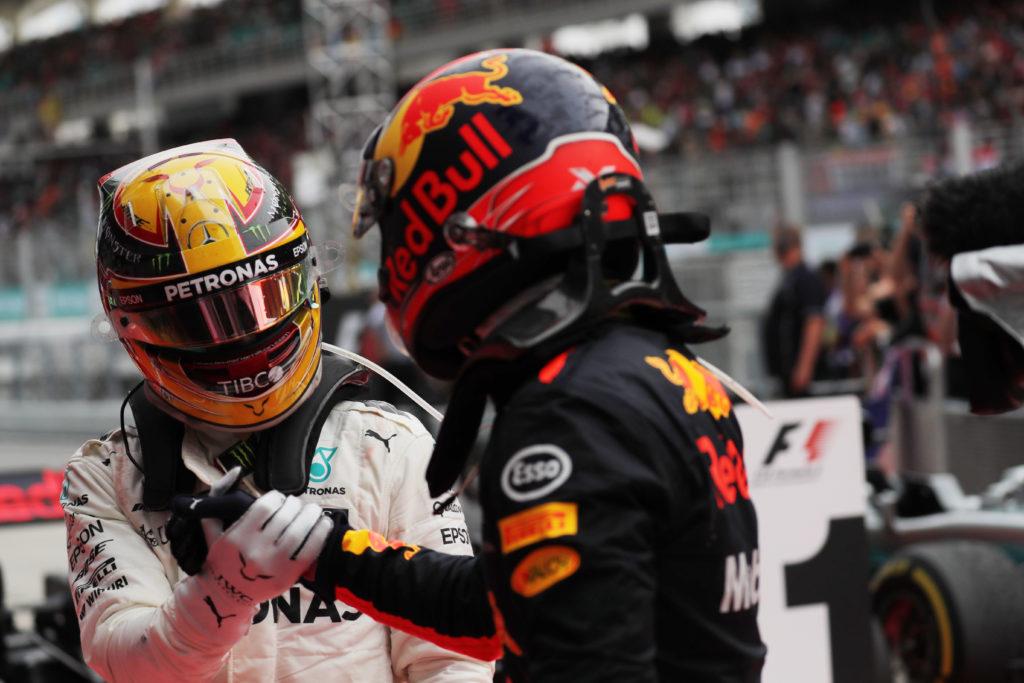 """F1   Hamilton: """"Verstappen? Può essere uno dei candidati al titolo"""""""