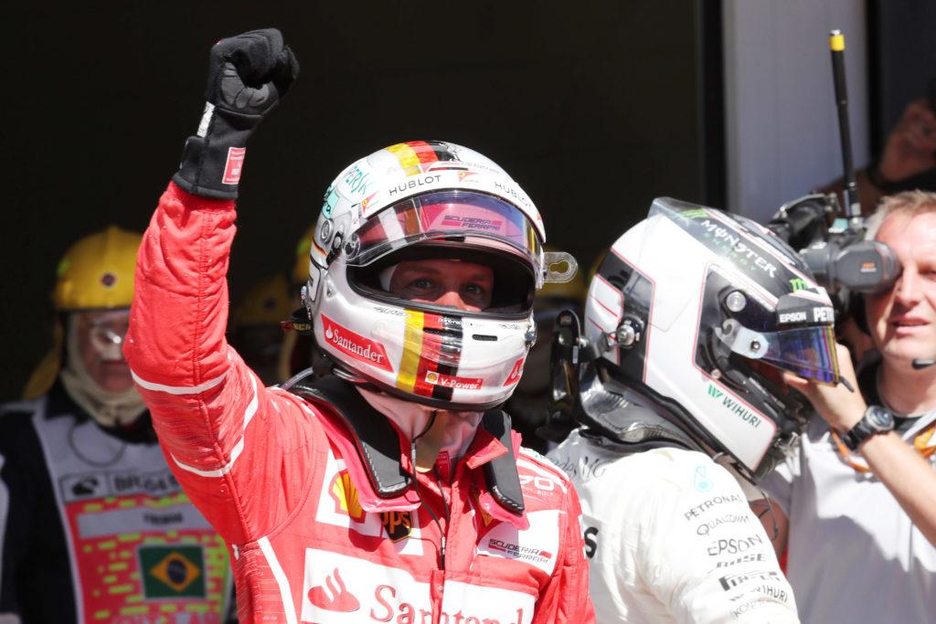 """F1   Vettel: """"Il mio obiettivo è quello di vincere il titolo con la Ferrari"""""""