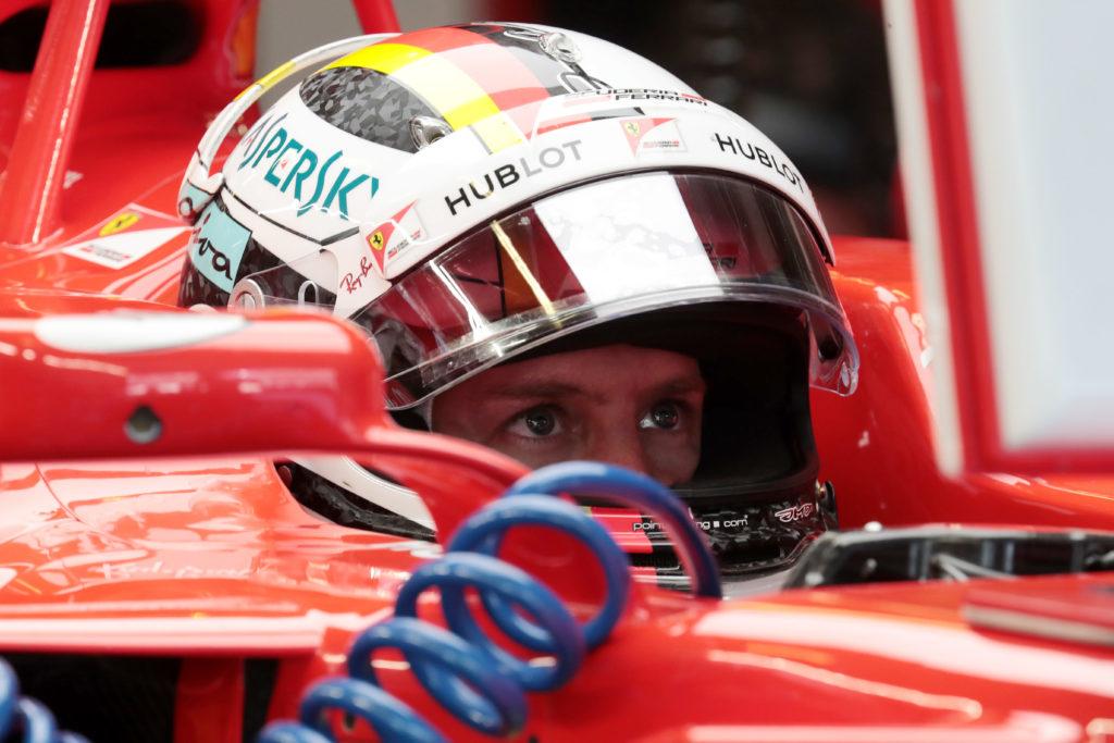 """F1   Ferrari, Vettel sulla Formula E: """"Le monoposto non sono molto veloci"""""""