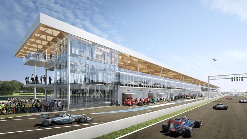 Formula 1 | Montreal pronta a rifarsi il trucco: presentato il disegno del nuovo paddock