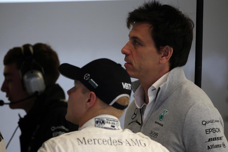 """F1   Wolff: """"Ocon in Mercedes nel 2019? Fa parte del nostro disegno, ma ora la testa è solo su Bottas"""""""