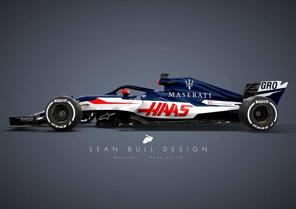Formula 1 | Haas-Maserati, dalle indiscrezioni all'ipotetica livrea