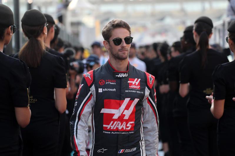 """F1   Haas, Grosjean: """"È stata una buona stagione, ma bisogna lavorare su sviluppo e pneumatici"""""""
