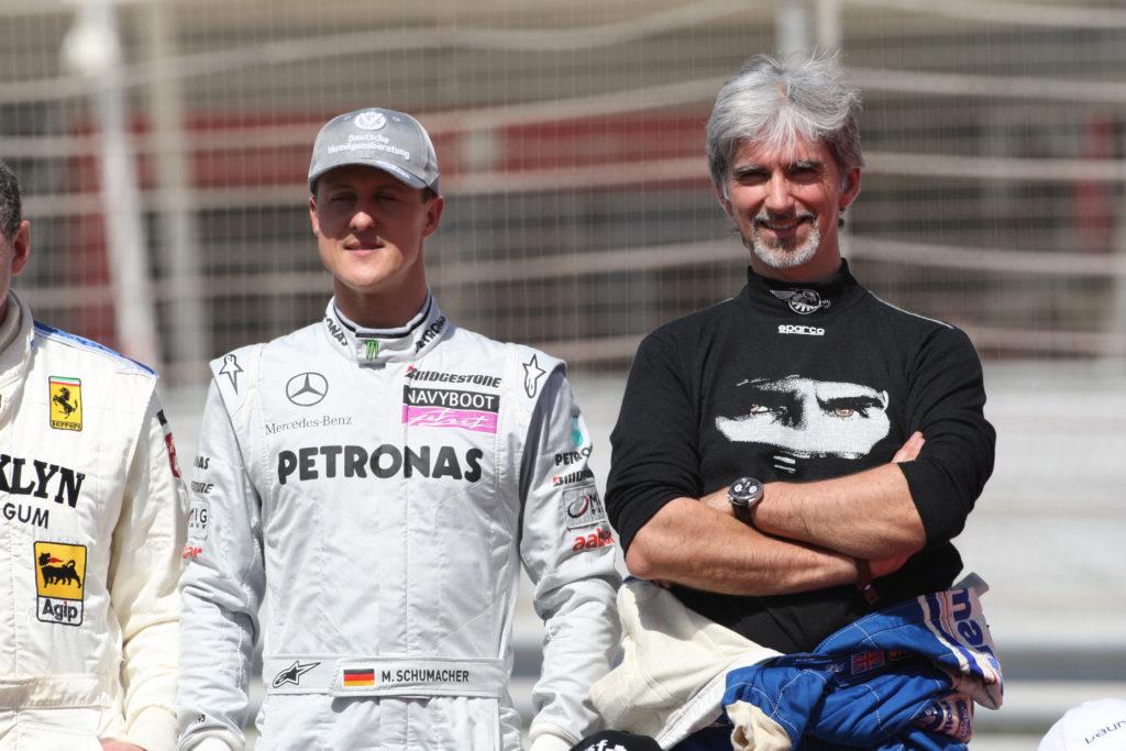 """F1   Damon Hill: """"Schumacher non fu gentile con me, ma lo perdono"""""""