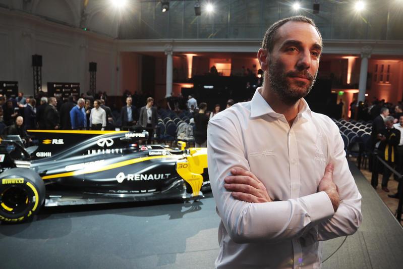 """F1   Abiteboul sulla line-up 2018 della Williams: """"È la prova che la Renault influenza la vita dei piloti"""""""