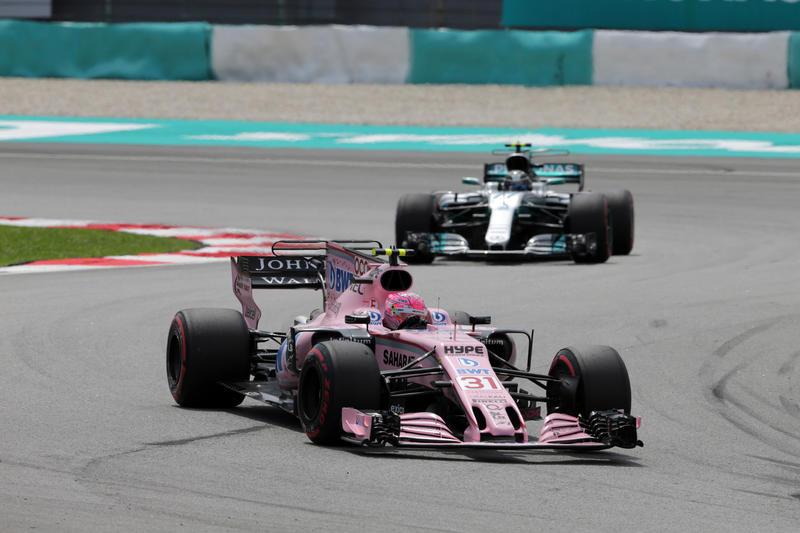 """F1   Ocon: """"Sia la Force India che la Mercedes sono contente del mio lavoro"""""""