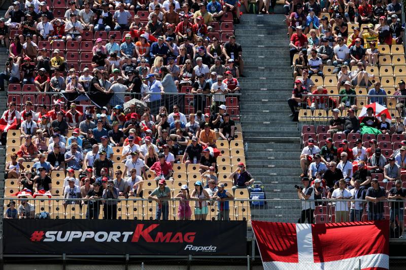 F1   GP Danimarca, Magnussen ininfluente nell'organizzazione dell'evento a Copenaghen