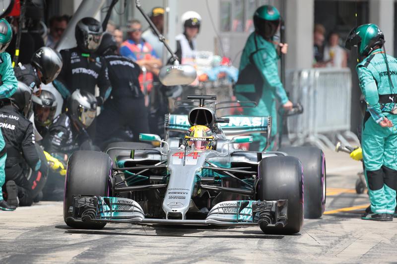 """F1   Mercedes, Hamilton: """"L'affidabilità determinerà parte del campionato"""""""