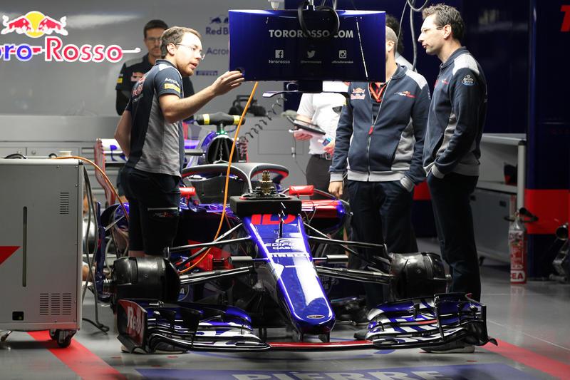 """F1   Toro Rosso, l'appello di Gasly alla Honda: """"Pacchetto affidabile sin dai primi test"""""""