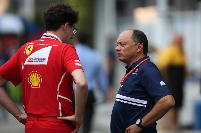 "F1 | Alfa Romeo Sauber, Vasseur: ""Motore Ferrari 2018 un grande passo avanti per noi"""