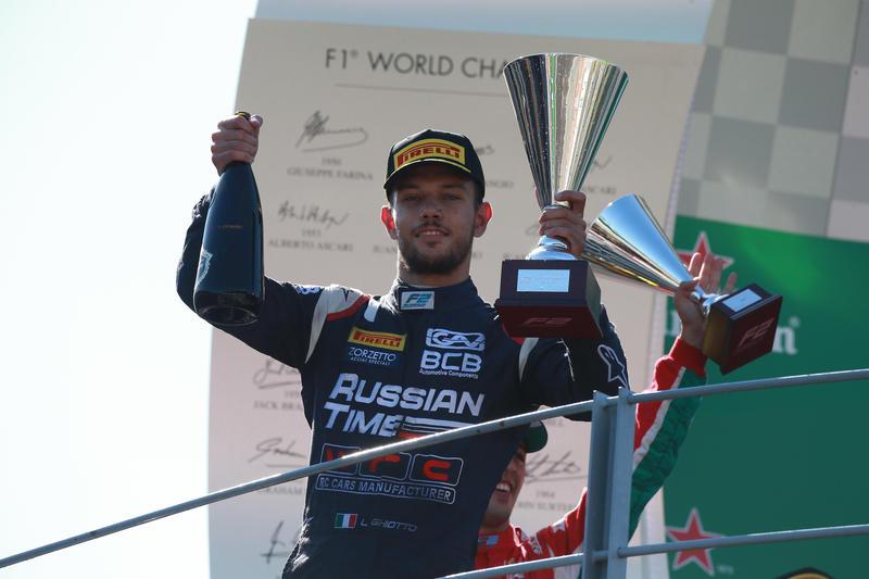 F2 | Ufficiale, Luca Ghiotto correrà con il team Campos di Formula 2