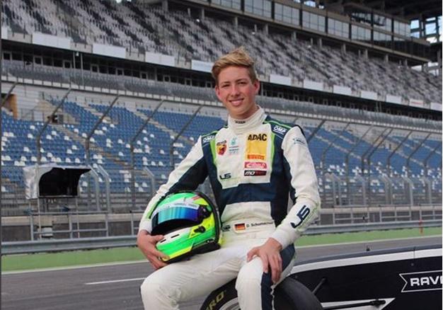 """F4 UAE   David Schumacher: """"Non mi aspettavo di poter vincere così velocemente"""""""