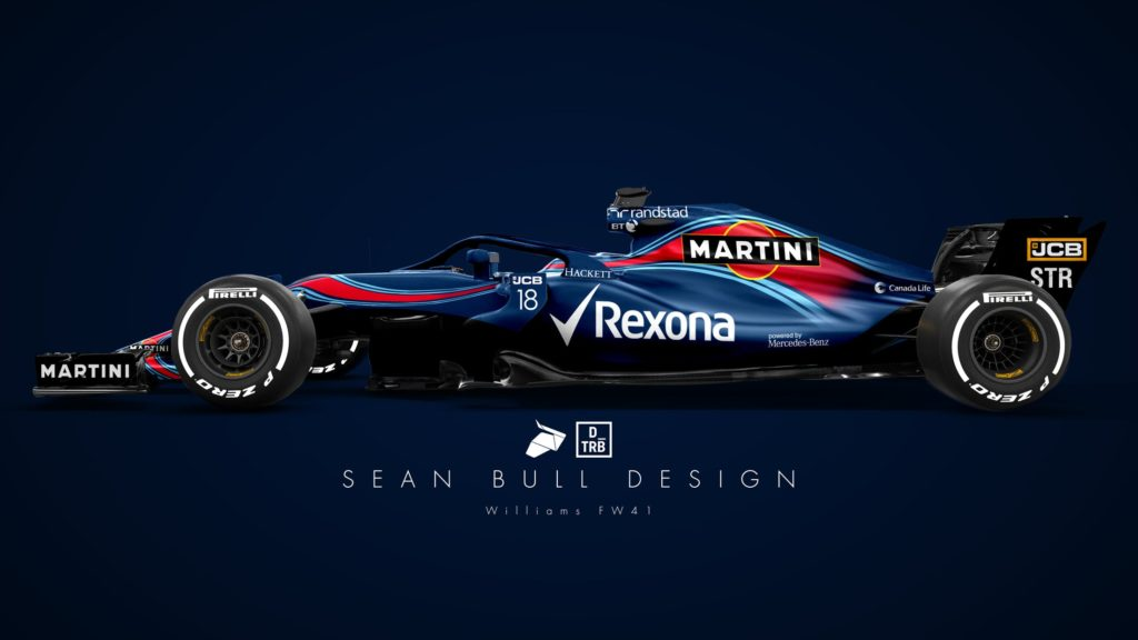 F1 | Williams, ipotizzato un cambio di look: fuori il bianco, dentro il blu scuro