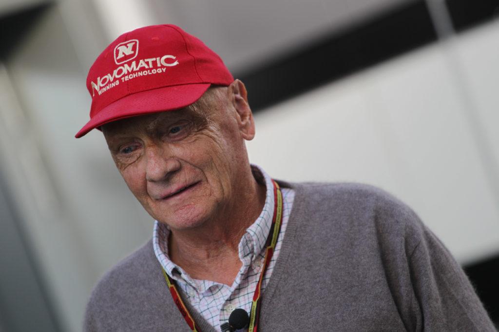 Niki Lauda recupera la compagnia aerea in bancarotta da lui stesso fondata