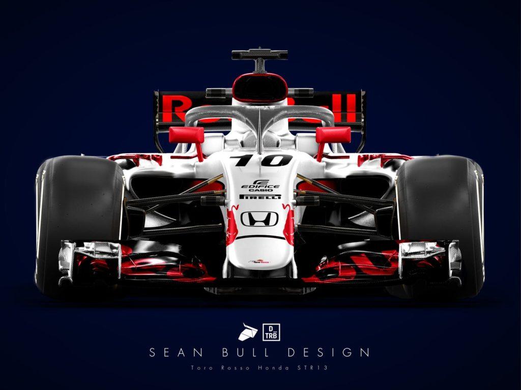 Formula 1 | Toro Rosso-Honda, nuova epoca all'insegna del passato? [FOTO]