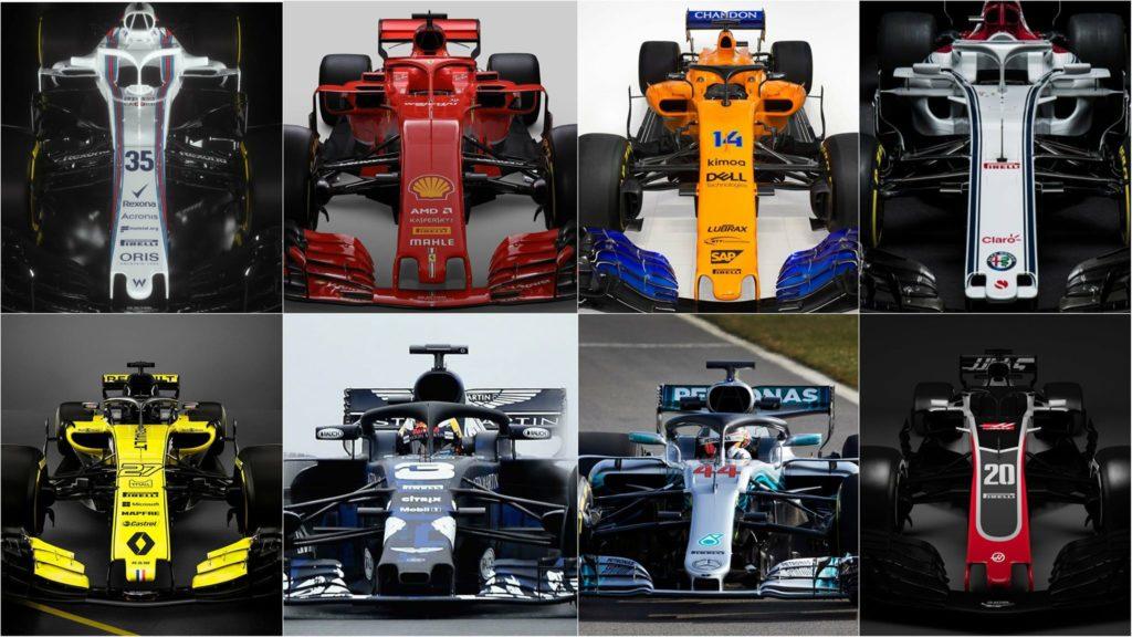 F1   Presentazioni ufficiali 2018: all'appello mancano solo Force India e Toro Rosso