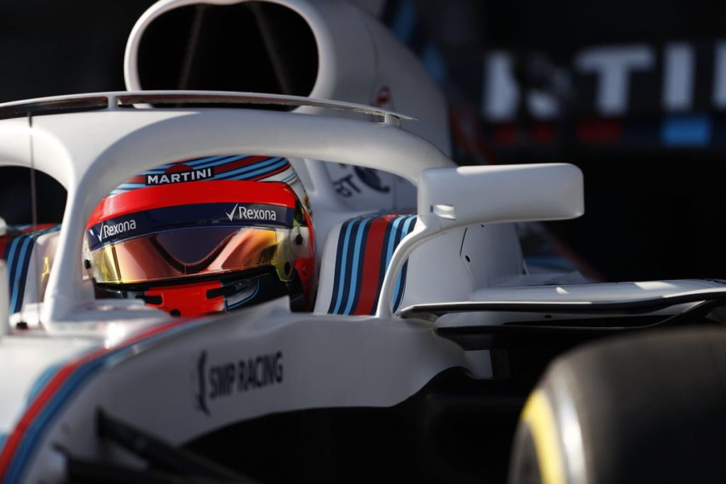 F1 | Williams come Mercedes: pubblicato un video onboard col nuovo sistema Halo
