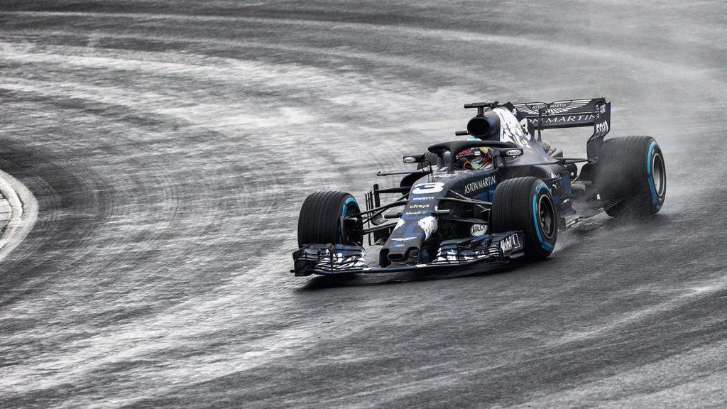 Formula 1 | Primi chilometri in pista per la Red Bull RB14
