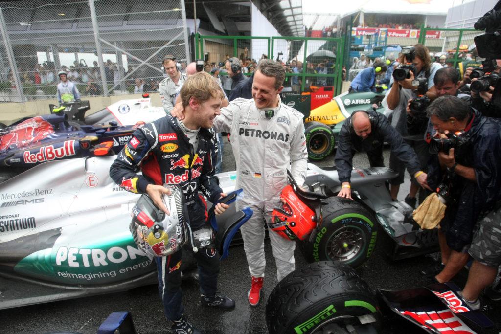 F1   Statistiche, successi in stagione: Schumacher e Vettel i più vincenti