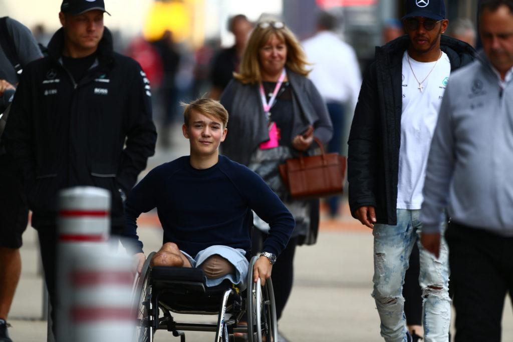 F3 | Monger non si arrende: in pista a soli sette mesi dall'infortunio alle gambe