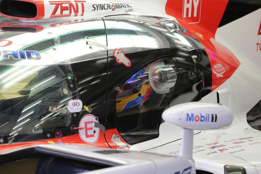 WEC   Primi test per Fernando Alonso sulla TS050