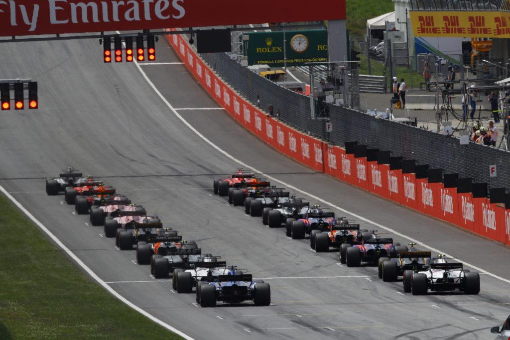 F1 | Cambiano gli orari delle gare di Formula 1 2018