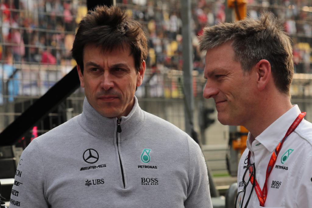 """F1   Mercedes, Wolff: """"La nostra organizzazione è forte e non dipende da una sola persona"""""""