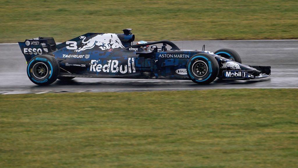 Formula 1 | Red Bull, Ricciardo il primo a scendere in pista a Barcellona