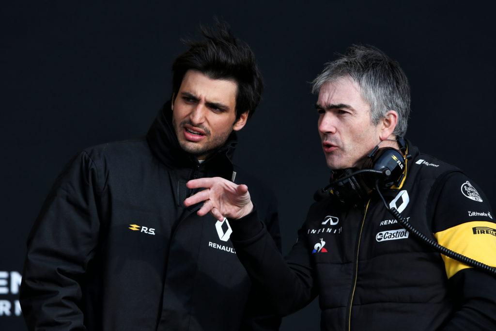 """Test F1 2018   Renault, Sainz: """"Siamo tutti sulla stessa barca"""""""