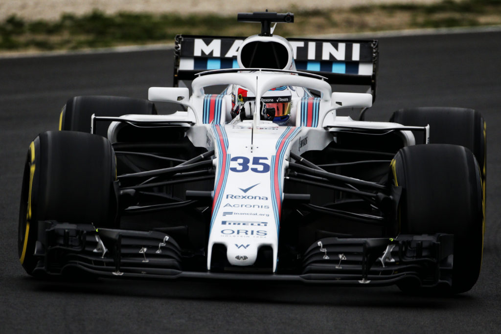 """Test F1 2018   Williams, Kubica: """"Non è stato facile, ma abbiamo svolto un lavoro importante"""""""