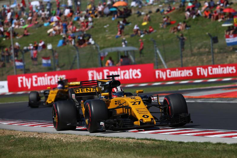 """F1   Renault, Hulkenberg: """"Io demotivato da Palmer? Non avrei potuto fare meglio di così"""""""