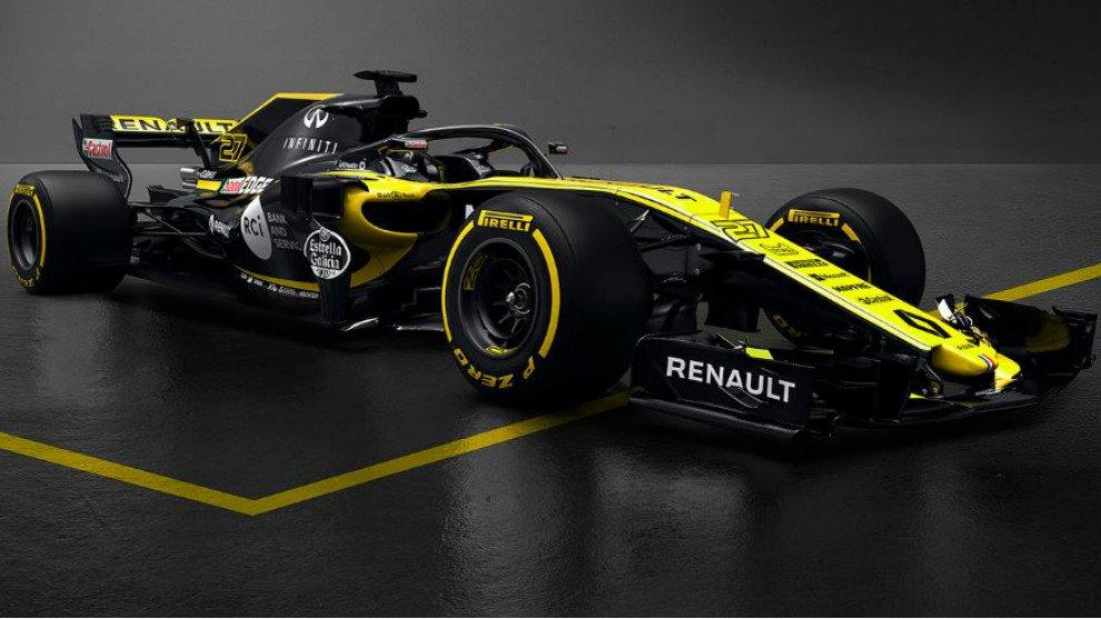 F1 | La Renault scende in pista: come si comporta la RS18?