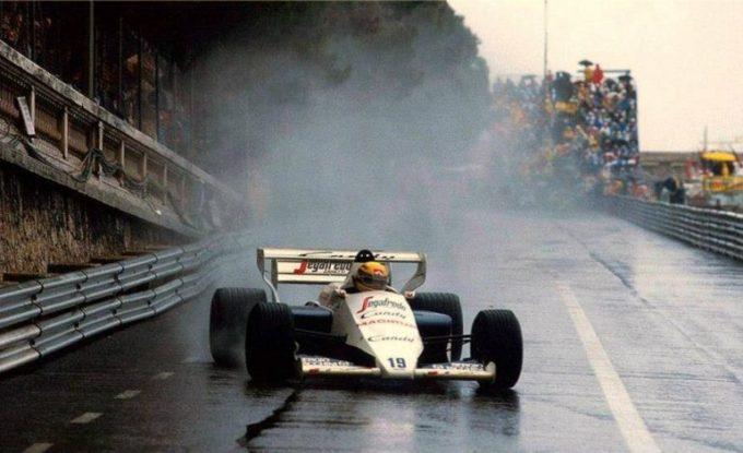 F1   All'asta la Toleman con cui Senna corse il GP di Monaco 1984