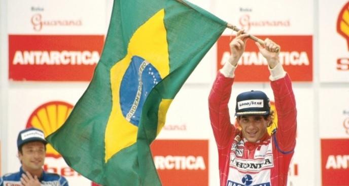 F1 | GP Brasile 1991, 27 anni fa il capolavoro di Ayrton Senna sulla pista casalinga di Interlagos