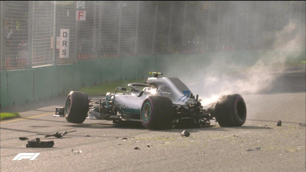 Formula 1   Mercedes conferma la sostituzione del cambio sulla vettura di Valtteri Bottas