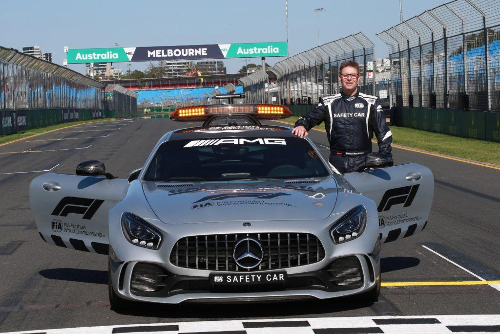 F1 | Bernd Maylander e la Safety Car più veloce di sempre
