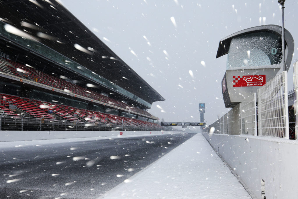 F1 | Neve e Formula Uno, i precedenti