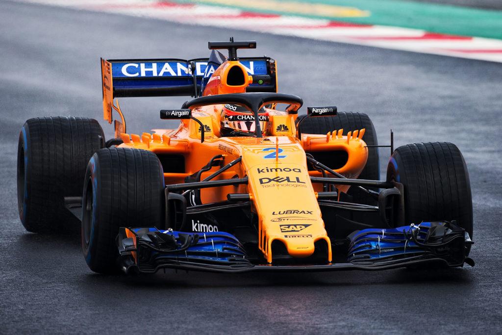 Test F1 2018 | McLaren, continuano i problemi di surriscaldamento sulla MCL33