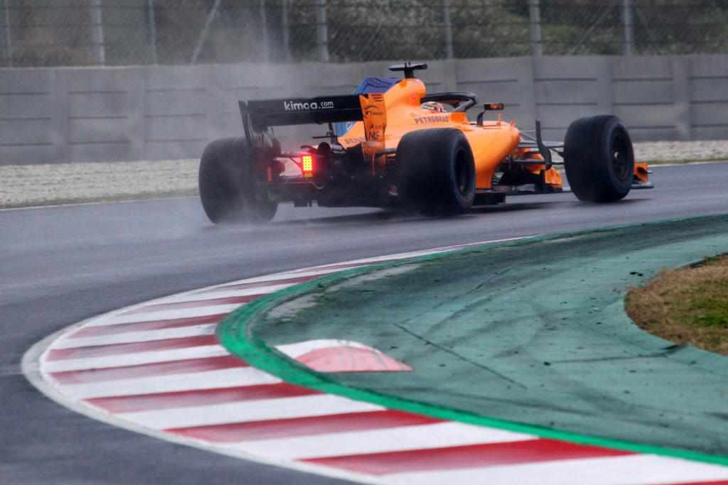 """Test F1 2018   McLaren, Vandoorne e Alonso in coro: """"Giornata produttiva"""""""