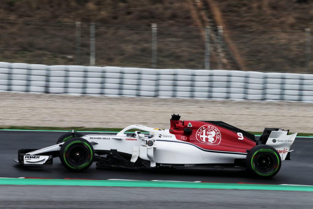 "Test F1 2018 | Alfa Romeo Sauber, Ericsson: ""Quattro giorni utili"""