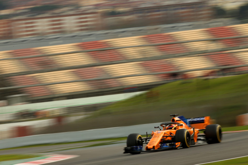 "Test F1 2018 | McLaren, Vandoorne: ""Giornata positiva"""