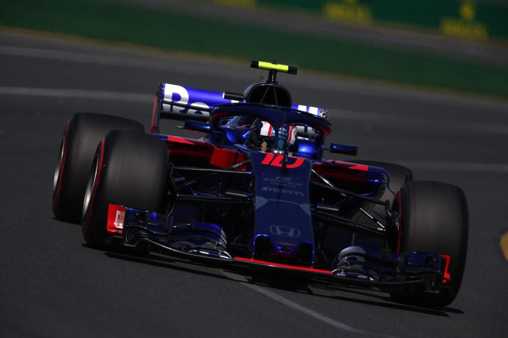 """Formula 1   Toro Rosso, Gasly: """"Il mio obiettivo è correre per la Red Bull"""""""