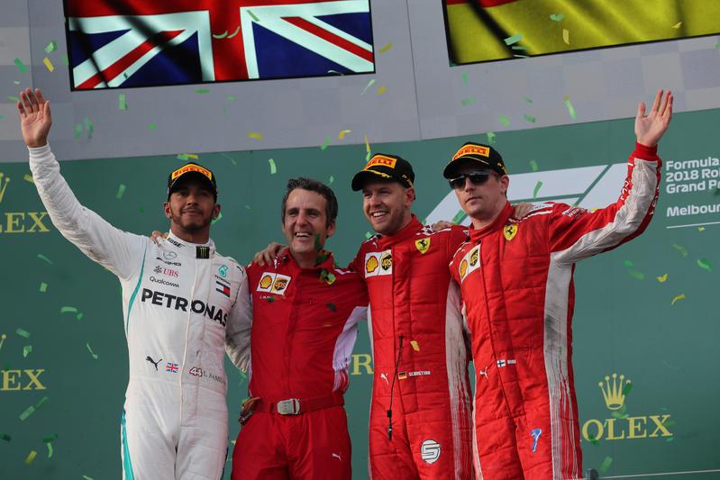F1   Pagelle GP Australia – Vettel fa gol di rapina, Hamilton sorpreso, Raikkonen competitivo