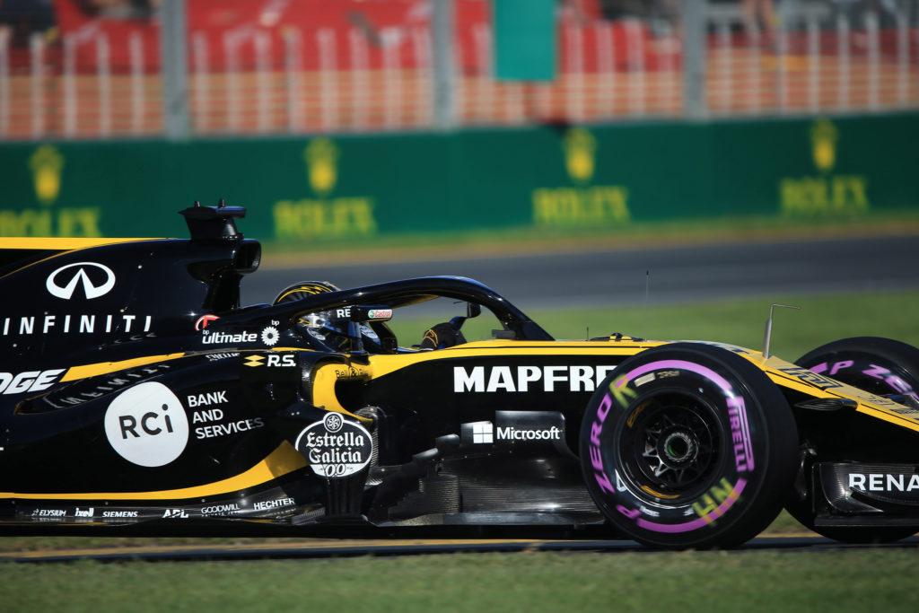 """F1   Renault, Hulkenberg: """"Avremo un buon ritmo quando la macchina funzionerà come voglio io"""""""