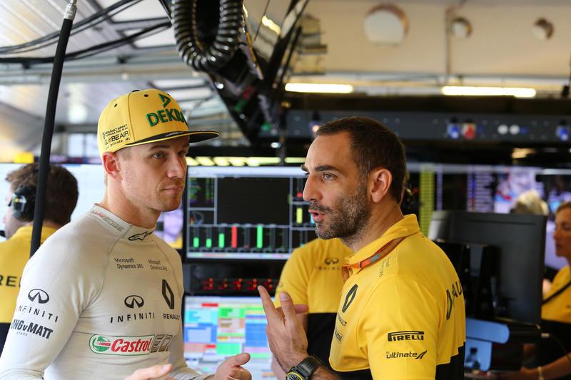 "F1 | Renault, Abiteboul svela: ""L'arrivo di Sainz ha fatto preoccupare Hulkenberg"""
