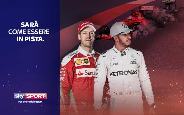 F1 | Sky Sport F1 HD presenta la stagione 2018 [LIVE]