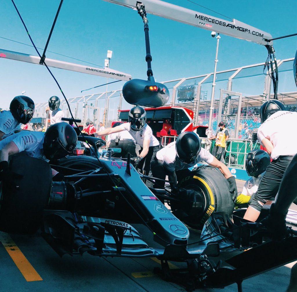 F1 GP Australia, Prove Libere 1: Hamilton davanti nella prima uscita stagionale