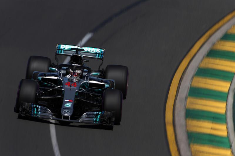 F1 GP Australia, Prove Libere 2: Hamilton si conferma il più veloce, con Verstappen vicinissimo